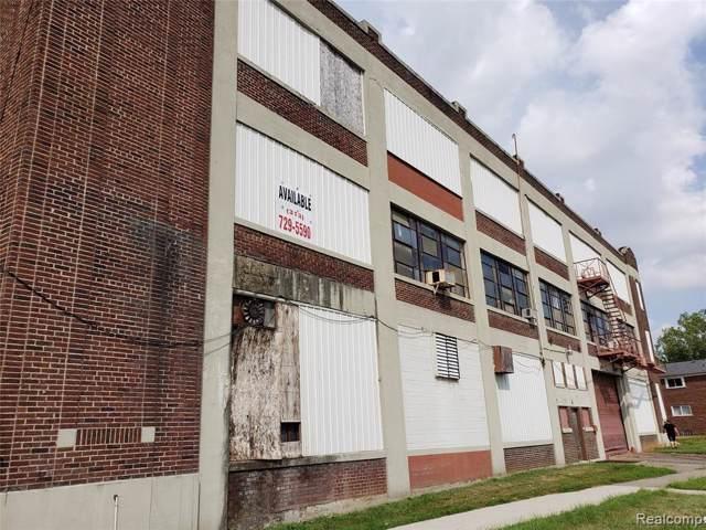 14707 Dexter Avenue, Detroit, MI 48238 (#219088211) :: The Mulvihill Group