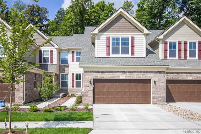 3010 N Spurway Drive #6, Ann Arbor, MI 48105 (#219088290) :: The Alex Nugent Team   Real Estate One