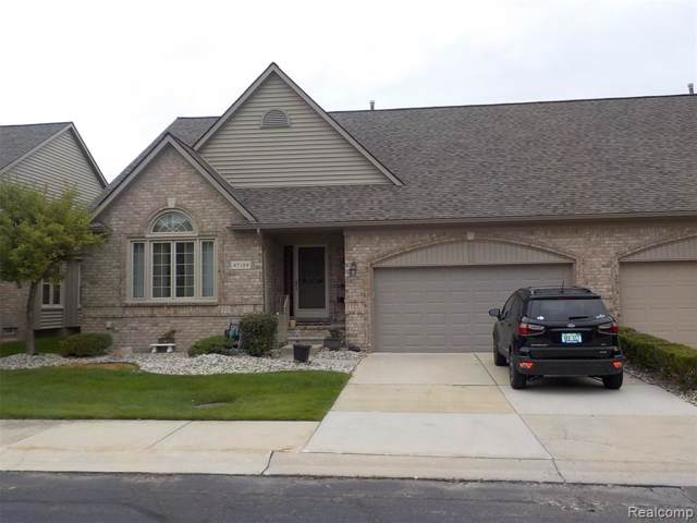 47194 W Mission Valley #18, Macomb Twp, MI 48042 (#219088337) :: The Buckley Jolley Real Estate Team