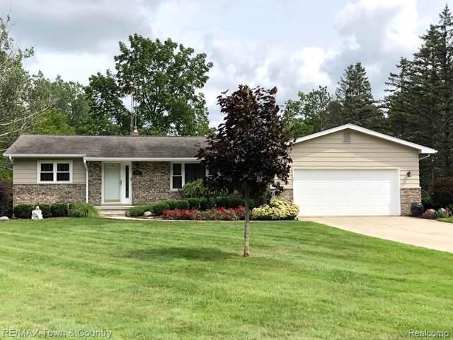 4476 N Linden Road, Mt. Morris Twp, MI 48504 (#219088355) :: The Buckley Jolley Real Estate Team