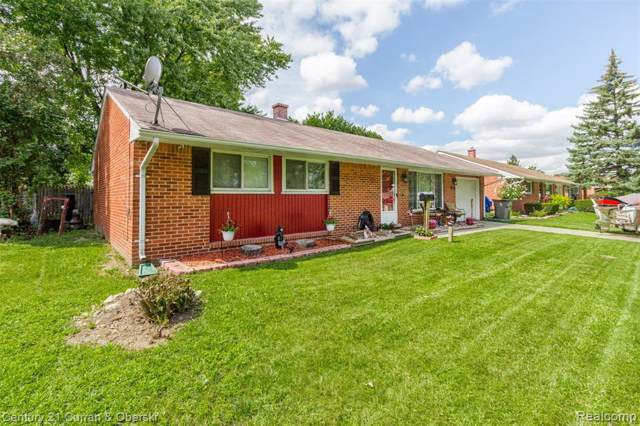 35301 Little Mack Avenue, Clinton Twp, MI 48035 (#219088384) :: The Buckley Jolley Real Estate Team