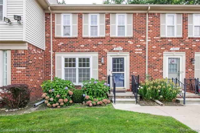 24532 Bashian Drive, Novi, MI 48375 (#219088488) :: The Buckley Jolley Real Estate Team