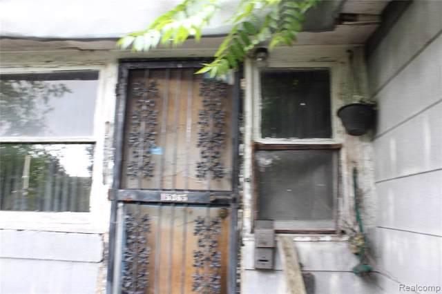15365 Cherrylawn Street, Detroit, MI 48238 (#219088533) :: The Buckley Jolley Real Estate Team