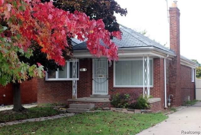 15639 Carlisle Street Street, Detroit, MI 48205 (#219088583) :: RE/MAX Classic