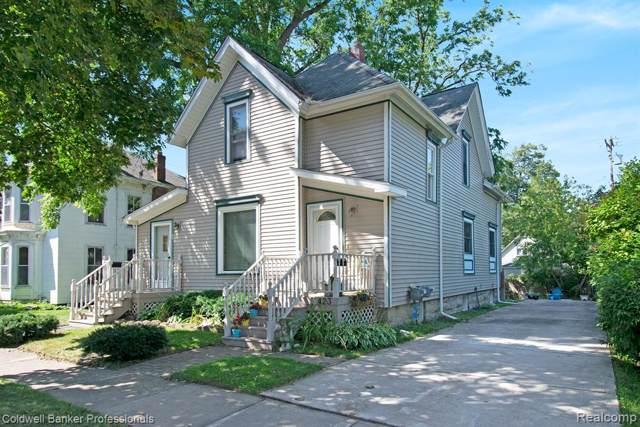 421 Jefferson Street, Lapeer, MI 48446 (#219088637) :: GK Real Estate Team