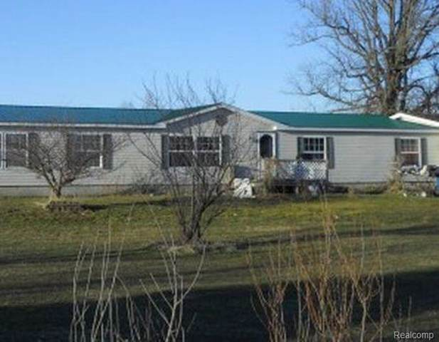 2178 W Huckleberry Road, Jerome Twp, MI 48657 (#219088659) :: The Buckley Jolley Real Estate Team