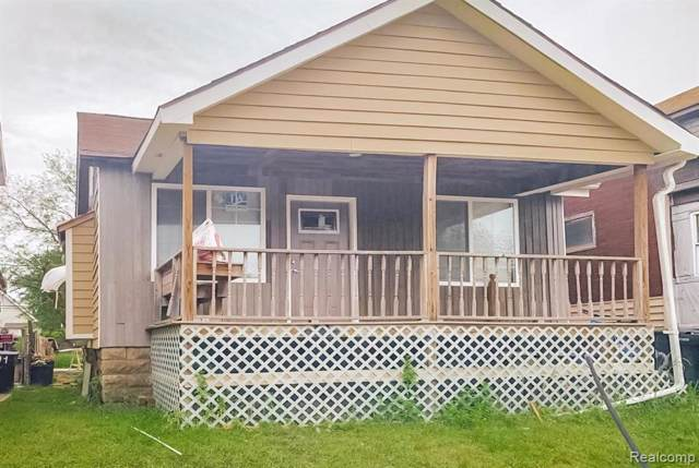 2688 Pearl Street, Detroit, MI 48209 (#219088718) :: The Buckley Jolley Real Estate Team