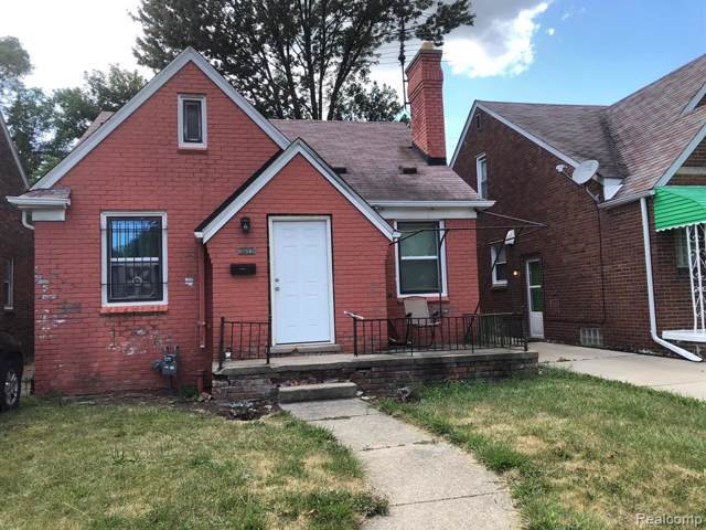 16539 Mansfield Street, Detroit, MI 48235 (MLS #219088755) :: The Toth Team
