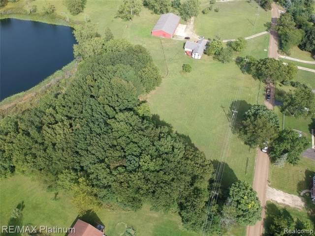 450 Demode - Parcel B Road, Rose Twp, MI 48442 (#219088759) :: The Buckley Jolley Real Estate Team