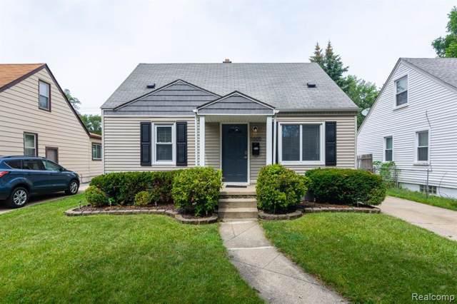 1605 Whitcomb Avenue, Royal Oak, MI 48073 (#219088788) :: The Buckley Jolley Real Estate Team