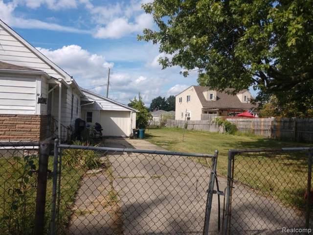 8411 Garbor, Warren, MI 48093 (#219088882) :: The Buckley Jolley Real Estate Team