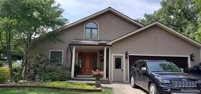 3651 Mann Road, Waterford Twp, MI 48346 (#219088897) :: The Buckley Jolley Real Estate Team