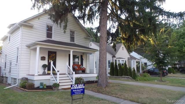702 S Altadena Avenue, Royal Oak, MI 48067 (#219088923) :: The Buckley Jolley Real Estate Team