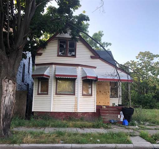 3375 E Alexandrine, Detroit, MI 48207 (#219088955) :: RE/MAX Classic