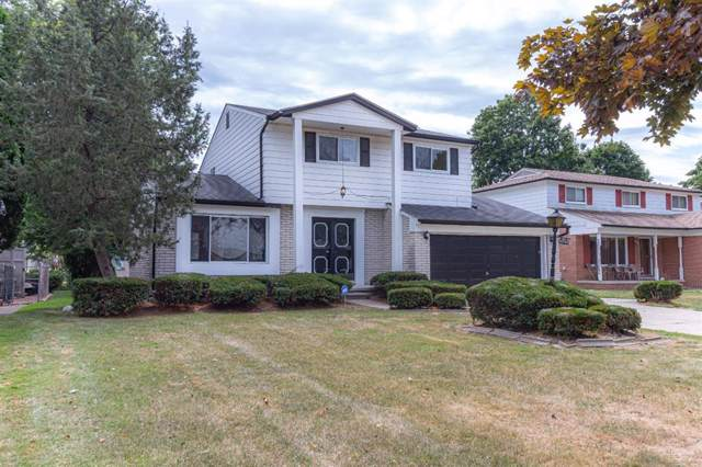 18885 Carmona Street, Southfield, MI 48075 (#543268404) :: GK Real Estate Team