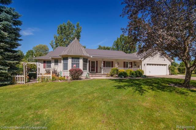 1300 Turrill Road, Lapeer Twp, MI 48446 (#219089026) :: The Buckley Jolley Real Estate Team