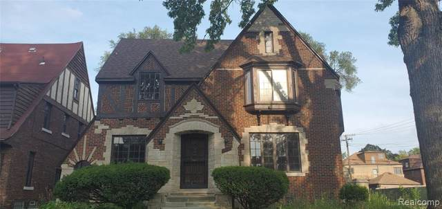 18004 Birchcrest Drive, Detroit, MI 48221 (#219089032) :: The Buckley Jolley Real Estate Team