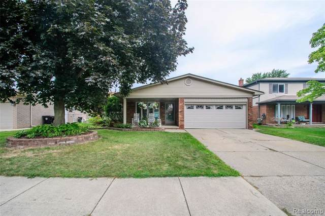 5882 Wedgewood Road, Canton Twp, MI 48187 (#219089042) :: RE/MAX Classic