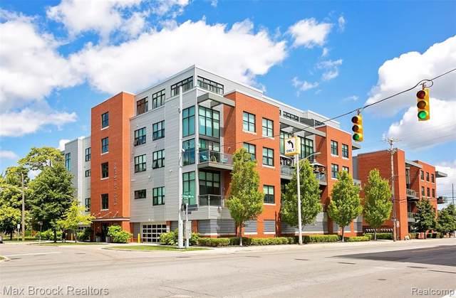 100 N Center Street #306, Royal Oak, MI 48067 (#219089070) :: The Buckley Jolley Real Estate Team