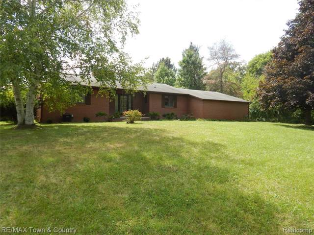6143 Hill Road, Mundy Twp, MI 48473 (#219089254) :: The Buckley Jolley Real Estate Team