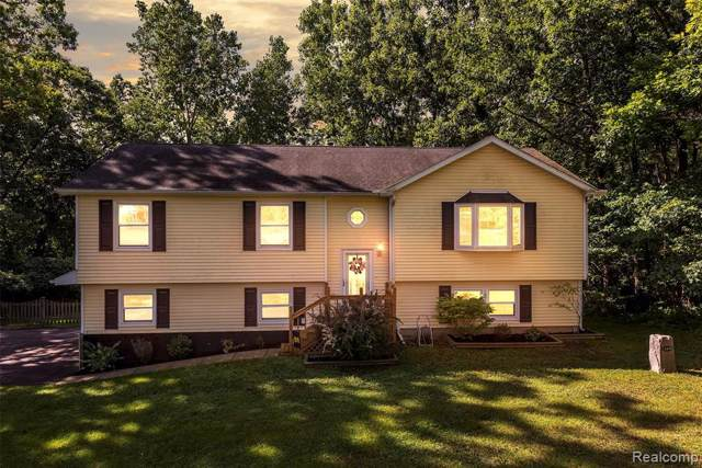 12476 Larkins Road, Brighton Twp, MI 48114 (#219089266) :: The Alex Nugent Team | Real Estate One