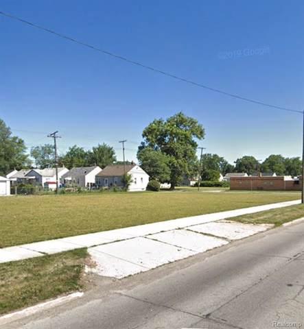19021 Dix Road, Melvindale, MI 48122 (#219089338) :: The Buckley Jolley Real Estate Team