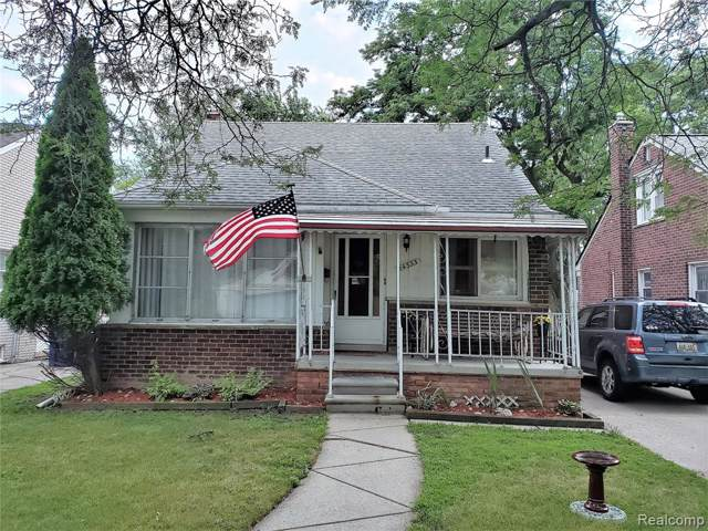 24333 Elmira, Redford Twp, MI 48239 (#219089396) :: The Buckley Jolley Real Estate Team