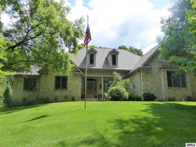 6076 Sanctuary Dr, Leoni, MI 49201 (#55201903211) :: Alan Brown Group