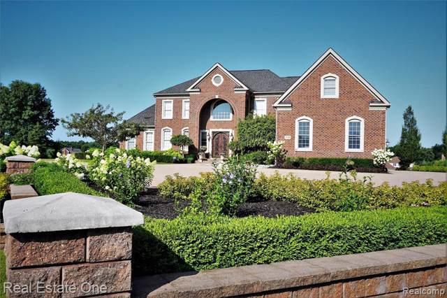 3758 N Shoreline Drive, Milford Twp, MI 48381 (#219089414) :: The Buckley Jolley Real Estate Team