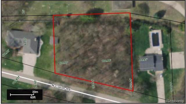 0000 Collon Drive N, COLFAX TWP, MI 48413 (#219089420) :: The Buckley Jolley Real Estate Team