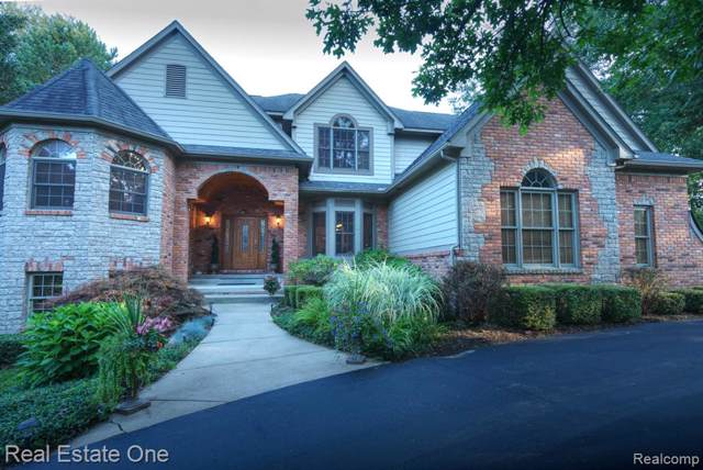 4536 Steeplechase Drive, Metamora Twp, MI 48455 (MLS #219089489) :: The Toth Team