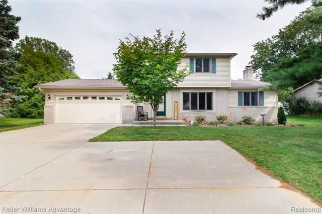 3610 Tara Drive, Highland Twp, MI 48356 (#219089509) :: The Buckley Jolley Real Estate Team