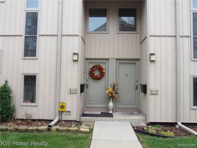 2112 Hyde Park Drive Street, Detroit, MI 48207 (#219089567) :: RE/MAX Classic