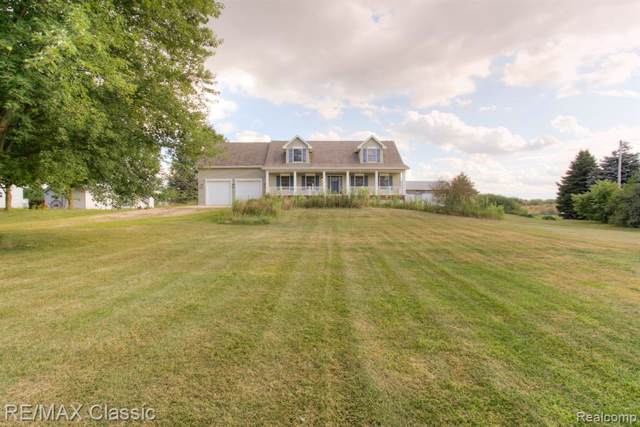 10387 E Lovejoy Road, Conway Twp, MI 48872 (#219089688) :: The Alex Nugent Team | Real Estate One