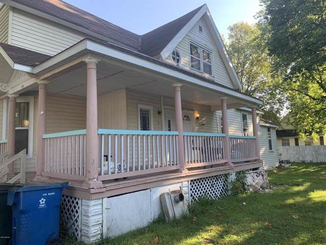 138 N Jefferson St, COLDWATER CITY, MI 49036 (MLS #62019042441) :: The Toth Team