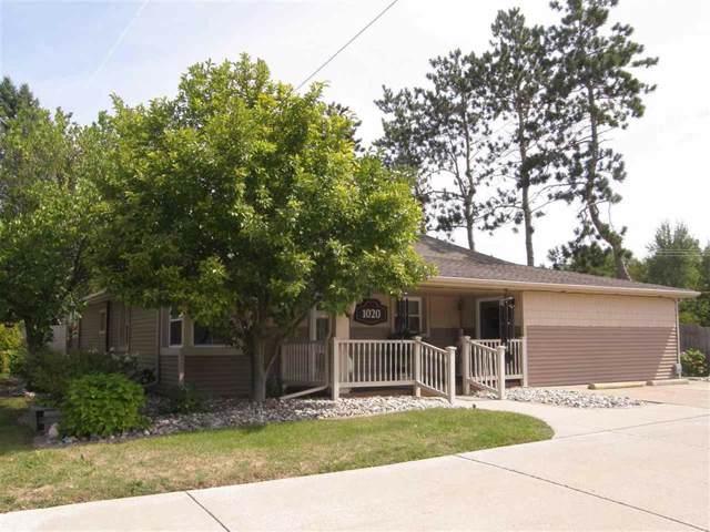 1020 N Saginaw Street, ST CHARLES TWP, MI 48655 (#5031392898) :: The Buckley Jolley Real Estate Team