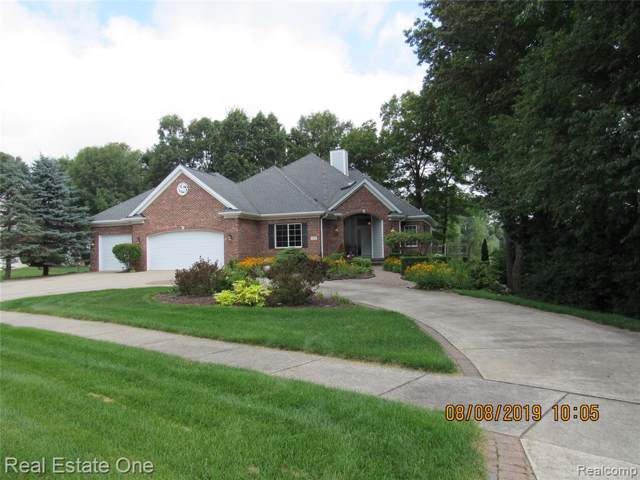 336 Orchard Ridge Drive, Orion Twp, MI 48362 (#219089872) :: The Buckley Jolley Real Estate Team