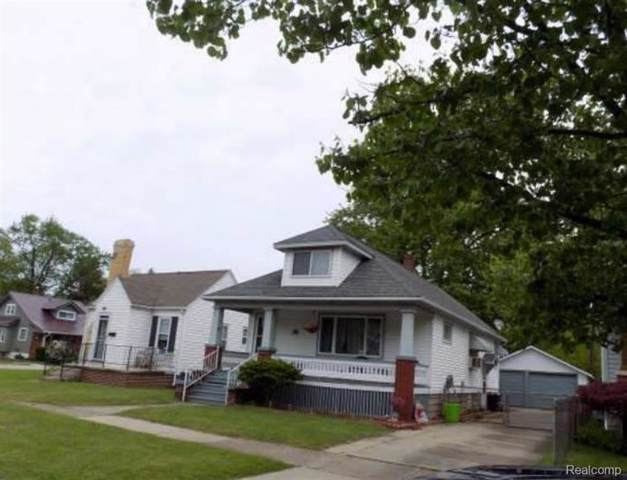 1406 15TH Street, Port Huron, MI 48060 (#219089958) :: The Buckley Jolley Real Estate Team