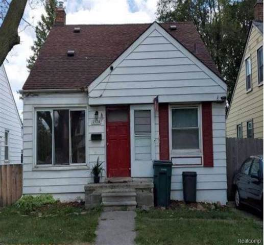 1574 Liberty Avenue, Lincoln Park, MI 48146 (#219089965) :: The Buckley Jolley Real Estate Team
