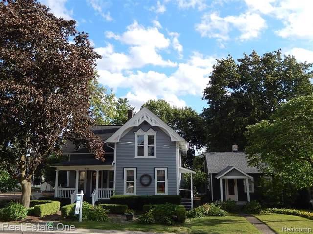 521 W Main Street, Northville, MI 48167 (#219090064) :: GK Real Estate Team