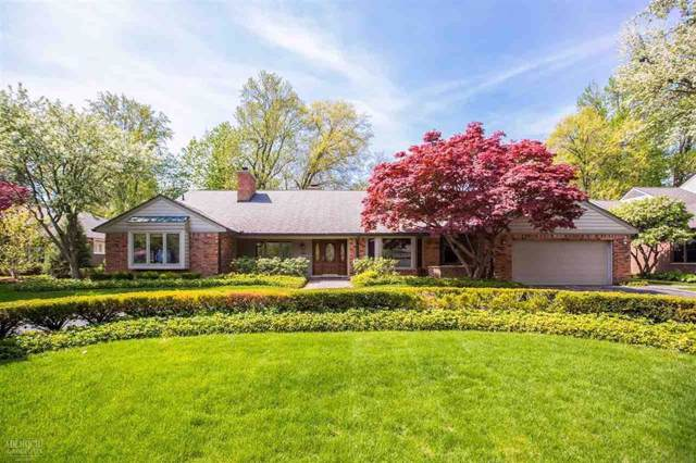 181 Country Club, Grosse Pointe Farms, MI 48236 (MLS #58031393002) :: The Toth Team