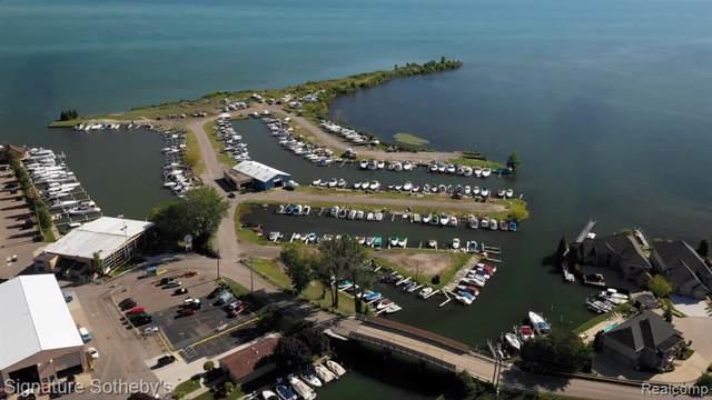 41680 Conger Bay Drive, Harrison Twp, MI 48045 (MLS #219090148) :: The John Wentworth Group