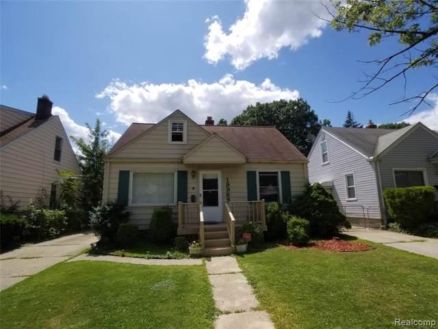 19968 Elkhart Street, Harper Woods, MI 48225 (#219090163) :: The Buckley Jolley Real Estate Team