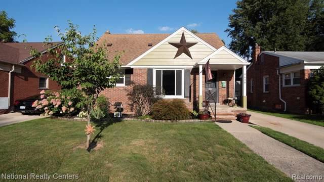 9648 Cavell Street, Livonia, MI 48150 (#219090242) :: The Buckley Jolley Real Estate Team