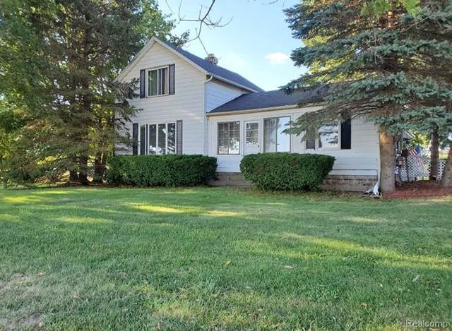 2835 Imlay City Road, Lapeer Twp, MI 48446 (#219090261) :: The Buckley Jolley Real Estate Team