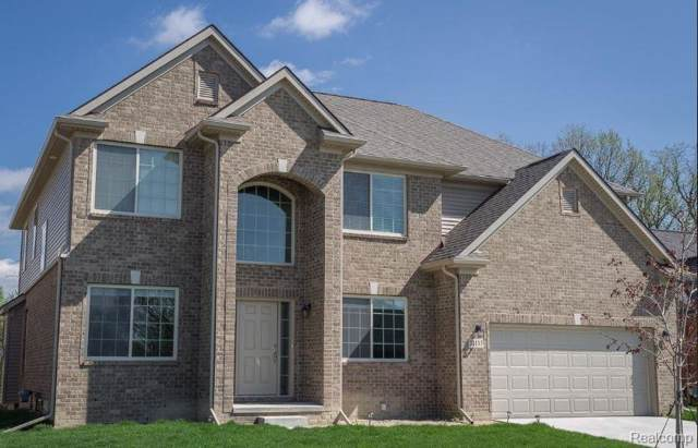 005 Mildred Avenue, Rochester Hills, MI 48323 (#219090294) :: The Buckley Jolley Real Estate Team