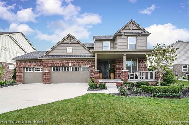 737 Prospect Hill Street, Canton Twp, MI 48188 (#219090311) :: The Buckley Jolley Real Estate Team