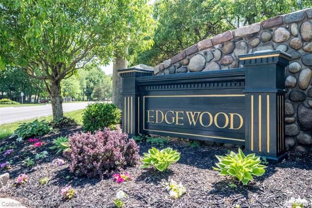 3290 Edgewood Park Lot 84 Drive, Commerce Twp, MI 48382 (#219090324) :: The Mulvihill Group