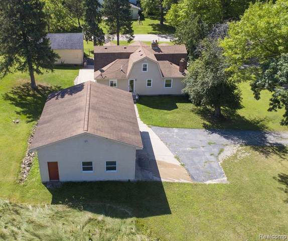 4785 Pingree Road, Marion Twp, MI 48843 (#219090327) :: The Buckley Jolley Real Estate Team