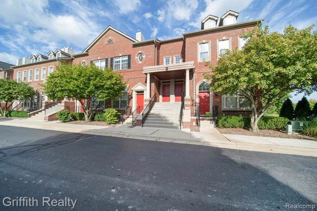 29246 Glen Oaks Boulevard W, Farmington Hills, MI 48334 (#219090369) :: The Alex Nugent Team | Real Estate One